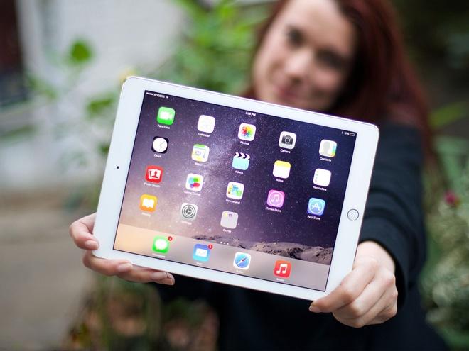 hong ipad 4 duoc thay iPad Air 2 anh 1