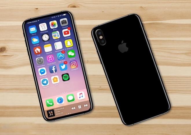 Nui tien dang doi Apple voi man ra mat iPhone 8 hinh anh