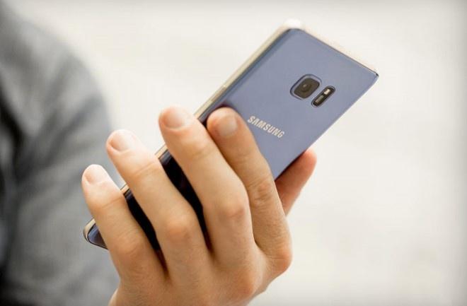 Galaxy Note 7 tan trang gia re hon 30% tai Han Quoc hinh anh