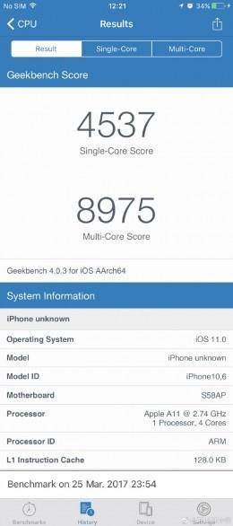 iPhone 8 lo diem hieu nang cao ngat nguong hinh anh 1