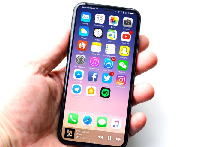 iPhone 8 lo diem hieu nang cao ngat nguong hinh anh 2