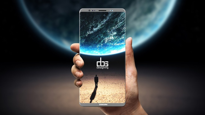 Ban dung Galaxy Note 8 khien nguoi dung khong the roi mat hinh anh
