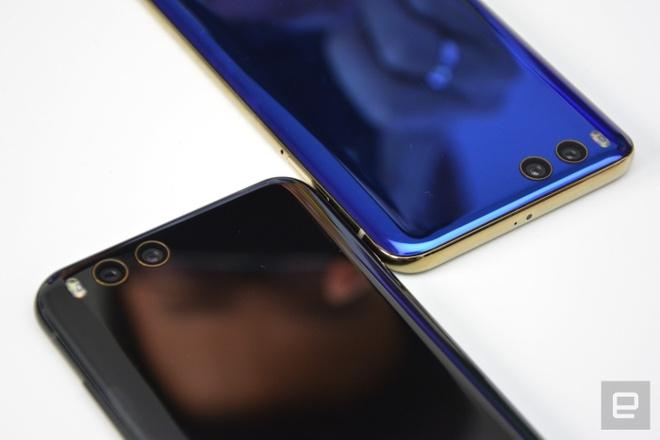 Xiaomi Mi 6 gia 10,5 trieu tai Viet Nam hinh anh