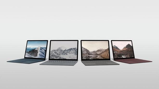 Surface Laptop sap ra mat anh 2