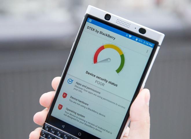 10 lý do nên vứt bỏ iPhone 7 để mua BlackBerry KeyOne - Mobile - ZING VN