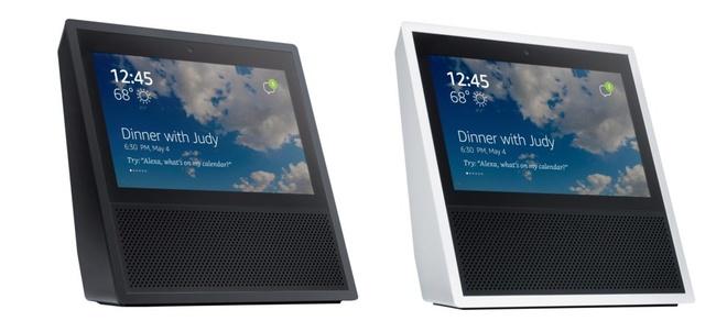 Amazon Echo Show ra mat anh 1