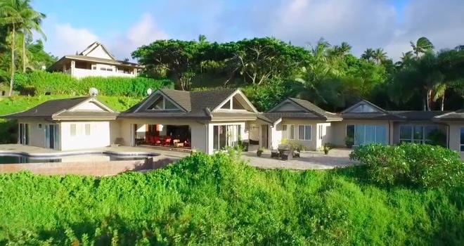 Hang cong nghe thue biet thu Hawaii cho nhan vien nghi duong mien phi hinh anh 1