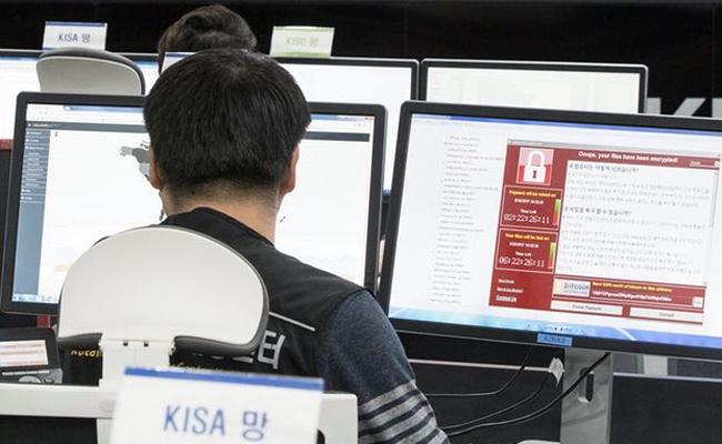 Hacker Trieu Tien phat tan WannaCry anh 1