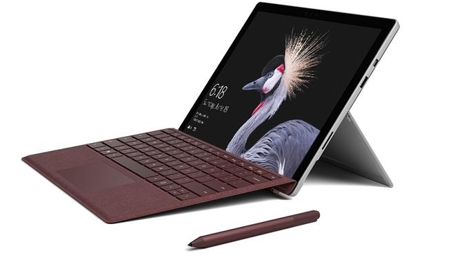 Gioi thieu Surface Pro moi hinh anh