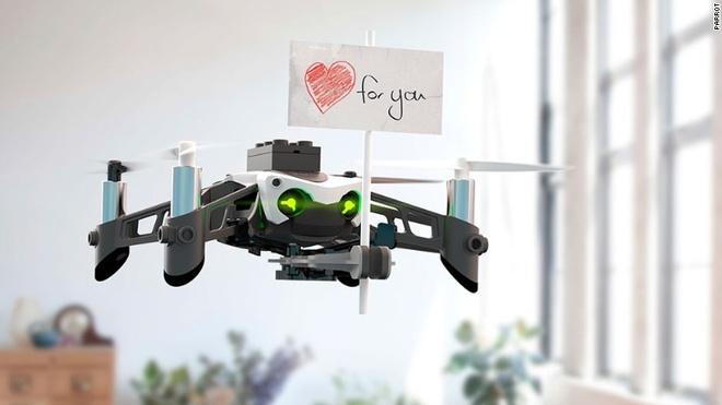Nhung drone nho gon va thong minh nhat hien nay hinh anh 2