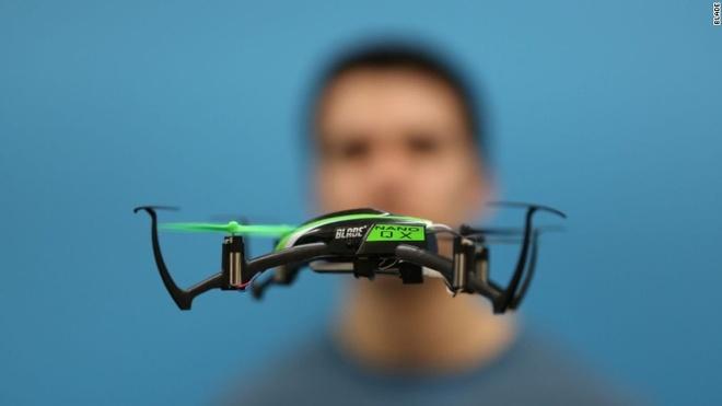Nhung drone nho gon va thong minh nhat hien nay hinh anh 3