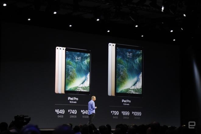 Apple cong bo iPad Pro 10,5 inch voi vien sieu mong, gia 649 USD hinh anh 3