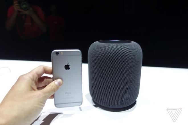 Apple ra mat loa thong minh HomePod doi dau Amazon Echo hinh anh 2