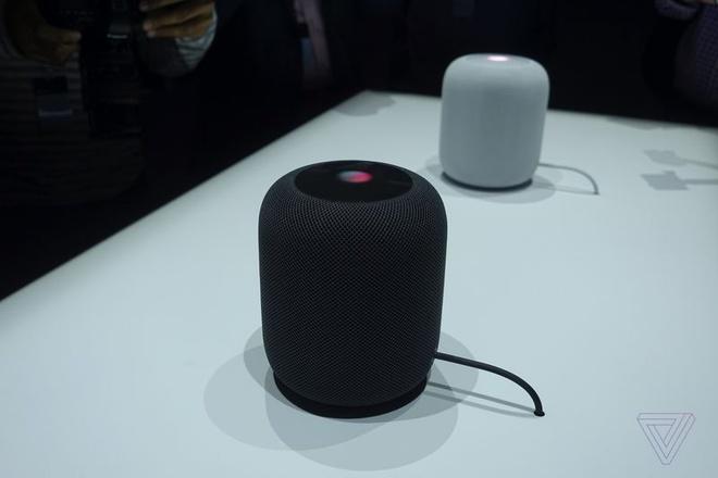 Apple ra mat loa thong minh HomePod doi dau Amazon Echo hinh anh 3