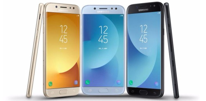 Galaxy J moi ra mat: Dang giong S7, cau hinh trung binh hinh anh 1