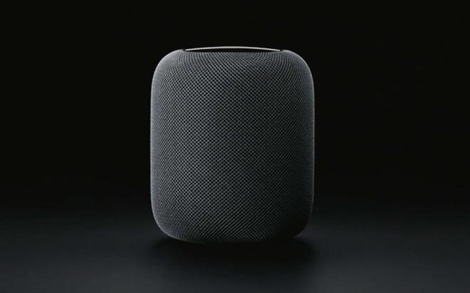 Apple ra mat loa thong minh HomePod doi dau Amazon Echo hinh anh 1