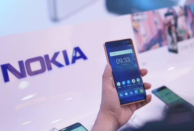 Smartphone Nokia moi ra mat tai Viet Nam anh 2
