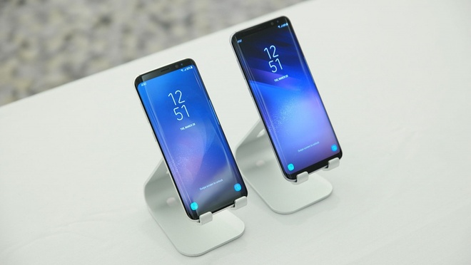 Consumer Reports: Galaxy S8 danh bai iPhone 7 Plus hinh anh