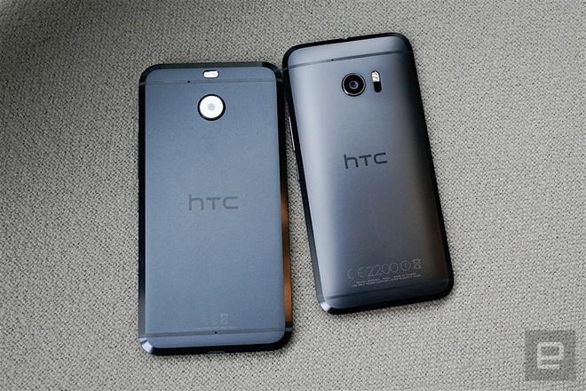 HTC 10 Evo gay sot nhe tren thi truong hinh anh 2