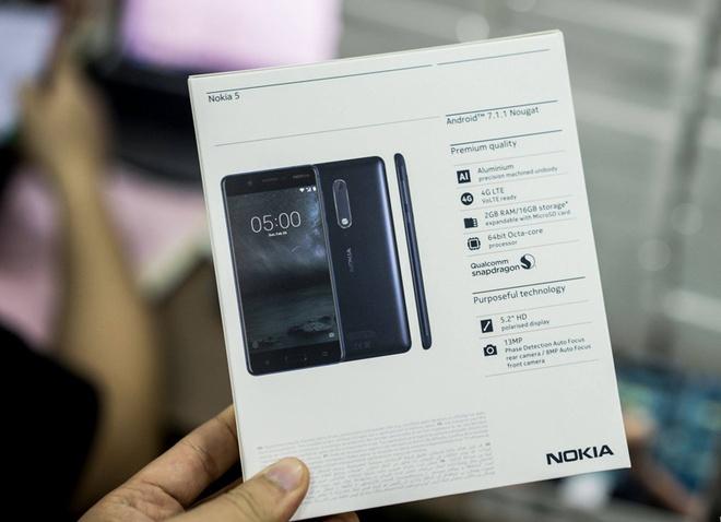 Nokia 5 len ke, 3310 co hop dung moi tai Viet Nam hinh anh
