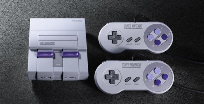 Super NES Classic ra mat anh 1