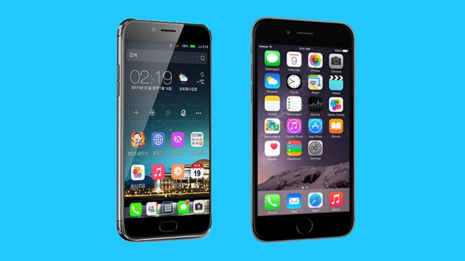 Trieu Tien tung smartphone giong het iPhone hinh anh 2