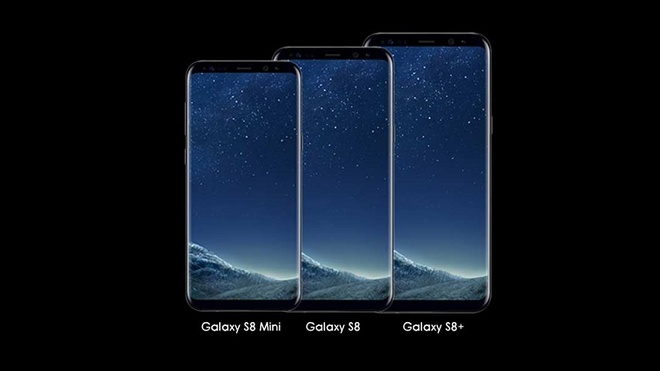 Galaxy S8 sap co ban mini hinh anh 1