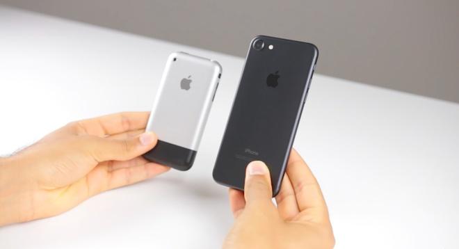 Sau 10 nam, gan 2/3 iPhone ban ra van su dung duoc hinh anh