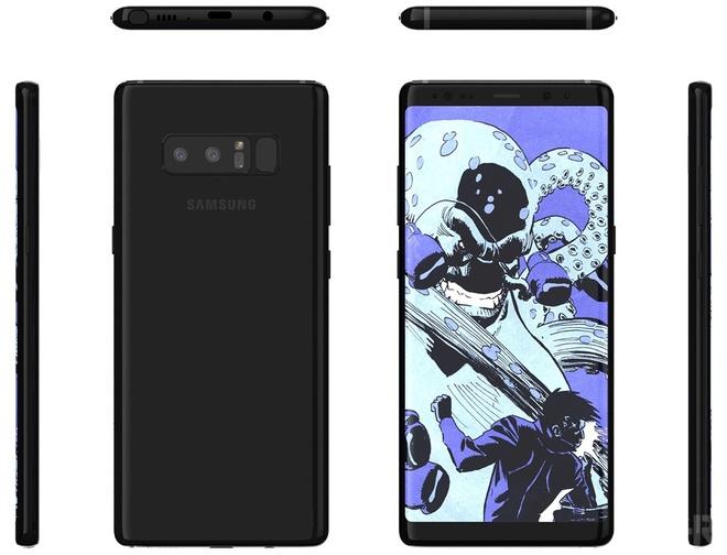 Samsung gui thu moi su kien Unpacked ngay 23/8: Note 8 ra mat? hinh anh 2