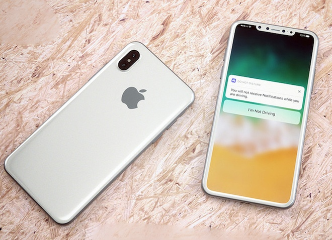 iPhone 8 co the ra mat ngay 6/9 hinh anh