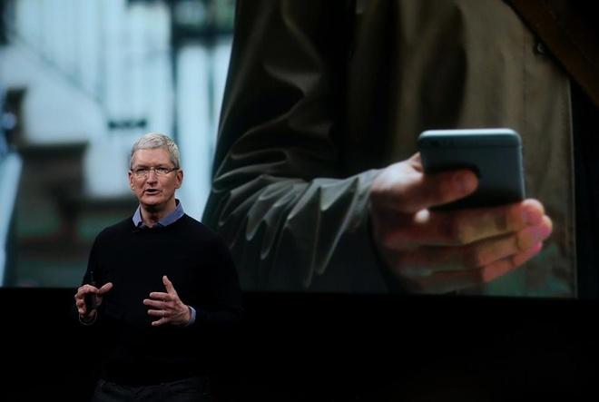 Chua ra mat, iPhone 8 da ha do van doi thu hinh anh 2
