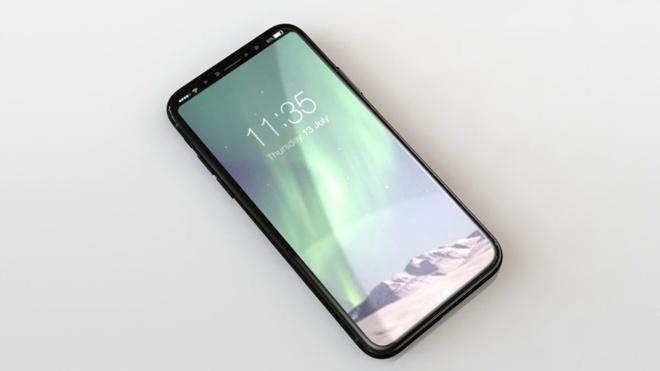 Chua ra mat, iPhone 8 da ha do van doi thu hinh anh