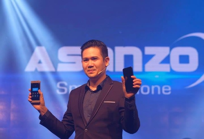 Smartphone Asanzo: Chua gay bat ngo nhung hop thi hieu hinh anh 1
