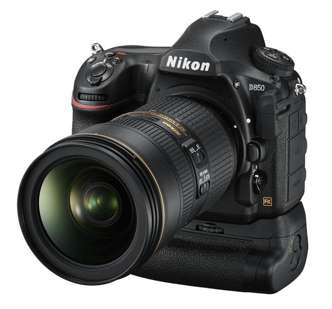 Nikon D850 ra mat voi cam bien 45,7 MP, gia 3.300 USD hinh anh 5