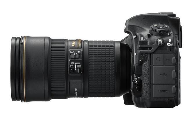 Nikon D850 ra mat voi cam bien 45,7 MP, gia 3.300 USD hinh anh 3
