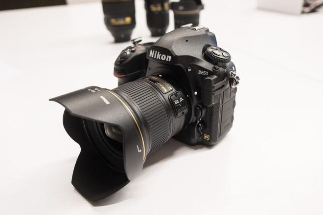Nikon D850 ra mat voi cam bien 45,7 MP, gia 3.300 USD hinh anh 10