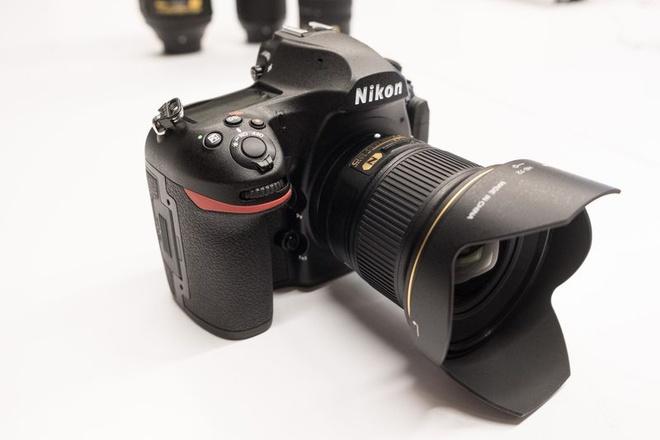 Nikon D850 ra mat voi cam bien 45,7 MP, gia 3.300 USD hinh anh