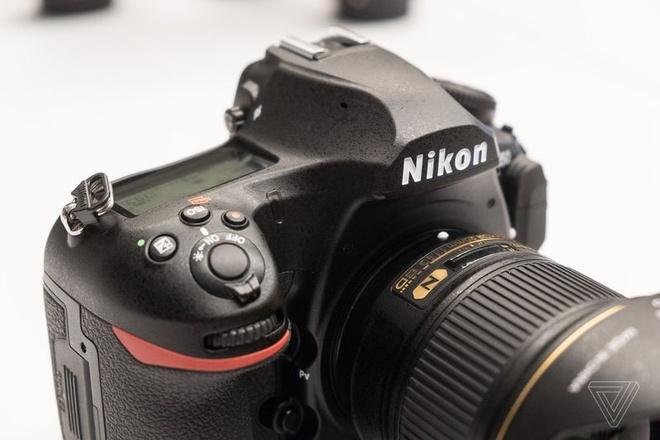 Nikon D850 ra mat voi cam bien 45,7 MP, gia 3.300 USD hinh anh 2