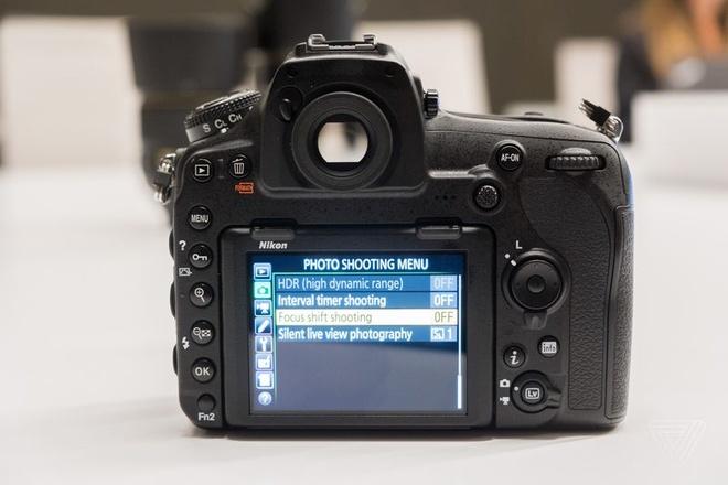 Nikon D850 ra mat voi cam bien 45,7 MP, gia 3.300 USD hinh anh 11