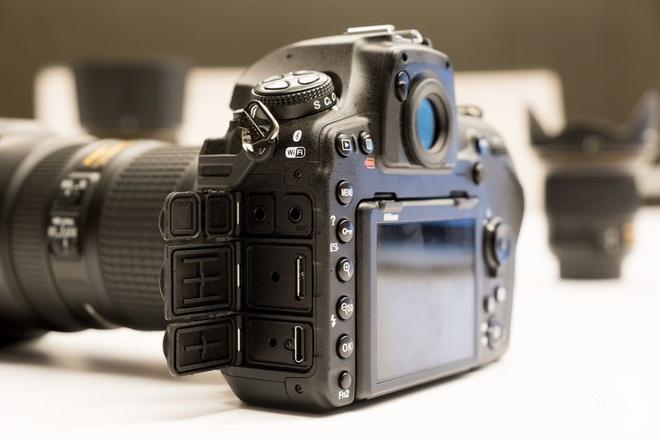 Nikon D850 ra mat voi cam bien 45,7 MP, gia 3.300 USD hinh anh 12