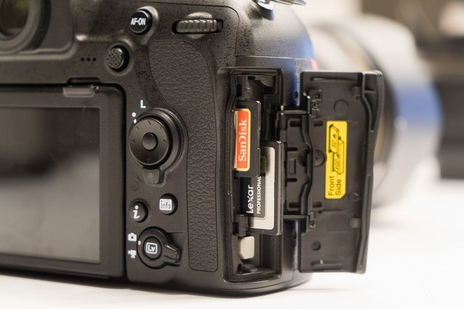 Nikon D850 ra mat voi cam bien 45,7 MP, gia 3.300 USD hinh anh 13