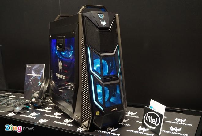 Desktop choi game voi chip core i9 18 nhan tu Acer hinh anh 2