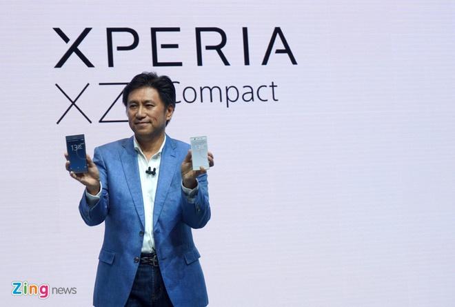 Sony ra mat Xperia XZ1, XZ Compact voi kha nang chup hinh 3D hinh anh 1