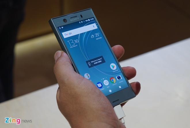 Sony ra mat Xperia XZ1, XZ Compact voi kha nang chup hinh 3D hinh anh 3