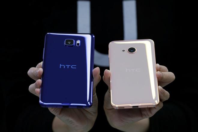 HTC dam phan voi Google anh 1