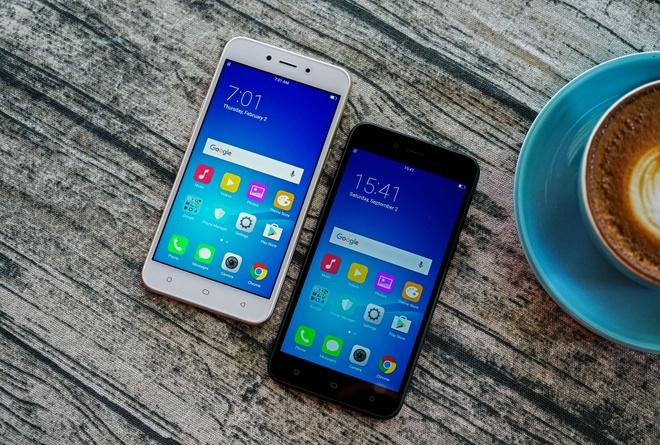 Oppo A71 chuyen selfie gia 4,7 trieu tai Viet Nam hinh anh 1