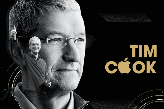 Tim Cook: Cao gia dua de che Apple len dinh the gioi hinh anh