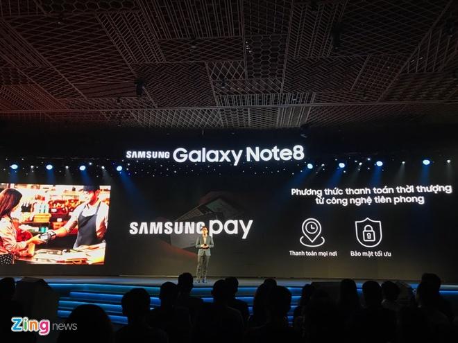 Galaxy Note 8 ra mat tai Viet Nam voi gia 22,5 trieu dong hinh anh 14