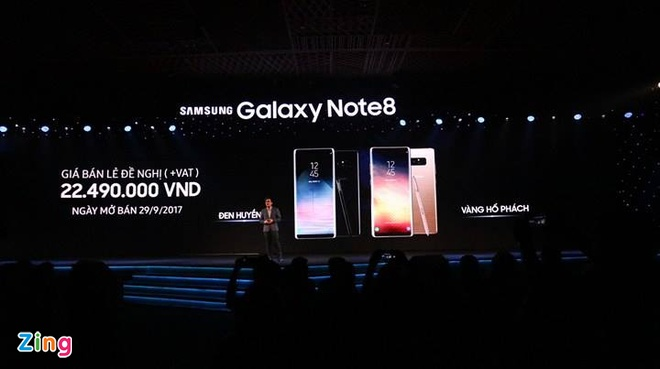 Galaxy Note 8 ra mat tai Viet Nam voi gia 22,5 trieu dong hinh anh 15