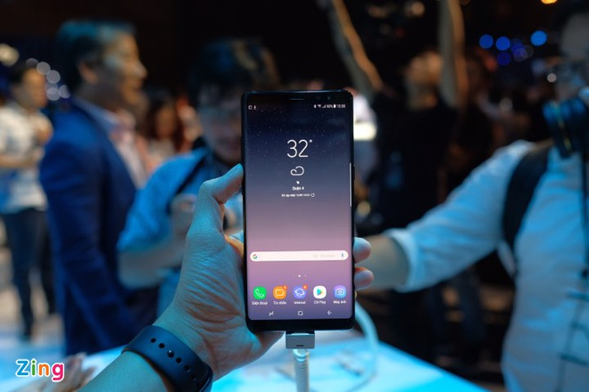 Galaxy Note 8 ra mat tai Viet Nam voi gia 22,5 trieu dong hinh anh 16